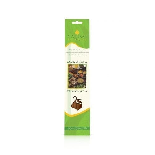Herbs and Spices Incense Sticks