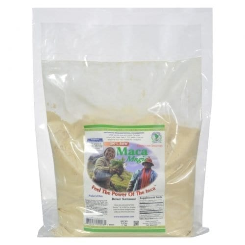 Maca Magic Raw Maca Powder