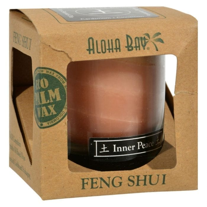 Feng Shui Peace candle