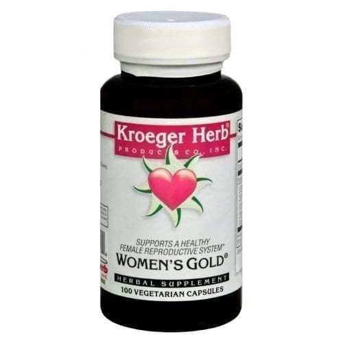 Kroeger Herb Women's Gold
