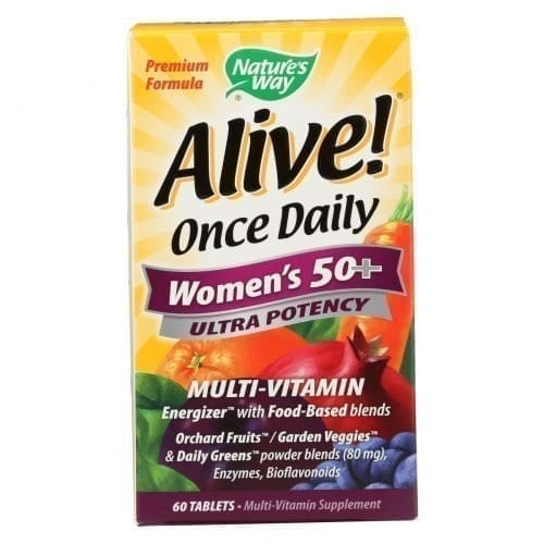 Nature's Way - Alive Once Daily