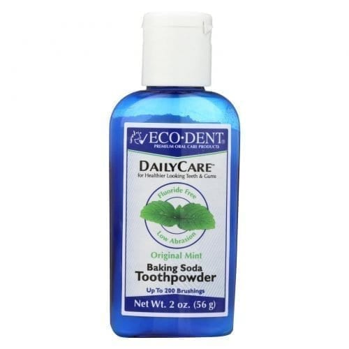 Eco-Dent Toothpowder Daily Care Mint