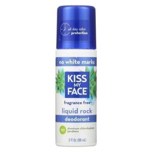 Kiss My Face deodorant fragrance-free