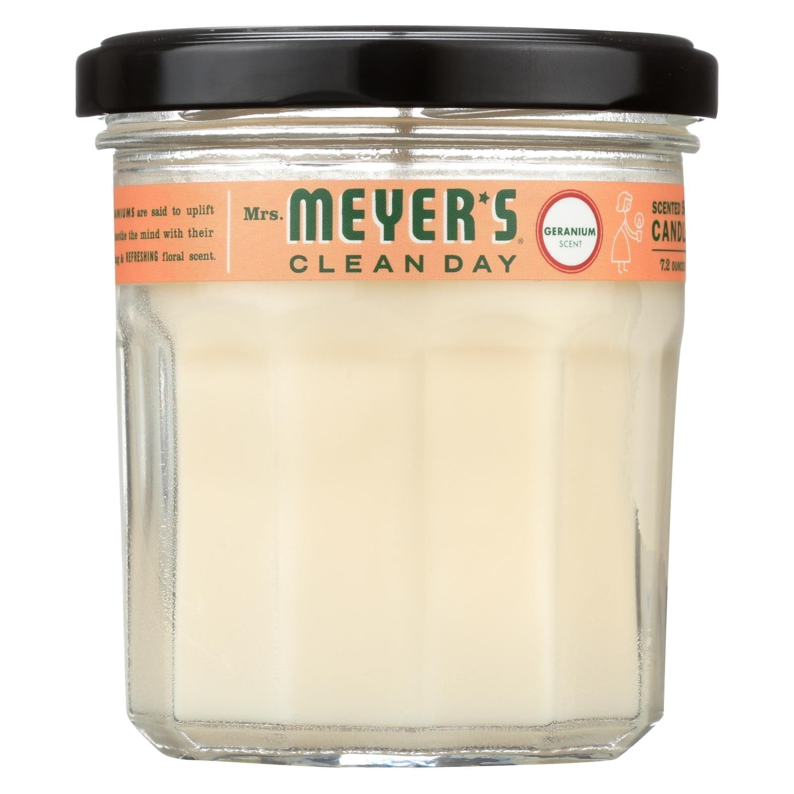 Mrs. Meyer's  Soy Candle Geranium