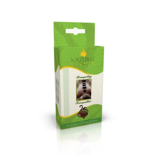Tranquility Incense Cones